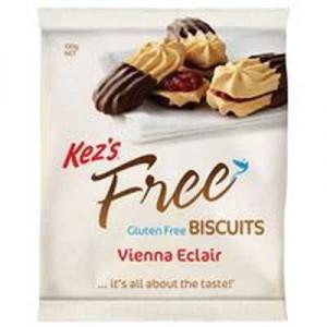 Kezs Gluten Free Snacks Vienna Eclairs