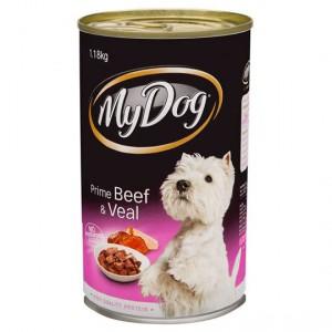 My Dog Adult Dog Food Prime Beef & Veal