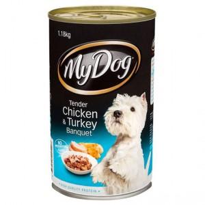My Dog Adult Dog Food Tender Chicken & Turkey