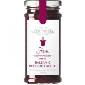 Beerenberg Relish Balsamic Beetroot