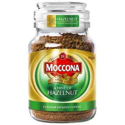 Moccona Hazelnut Coffee
