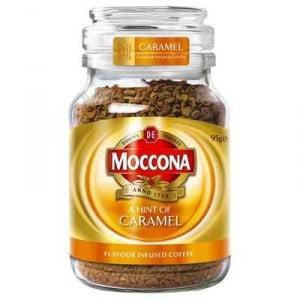 Moccona Caramel Coffee