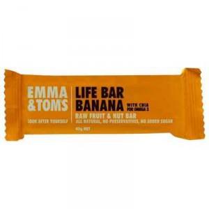 Emma & Tom Life Bars Banana