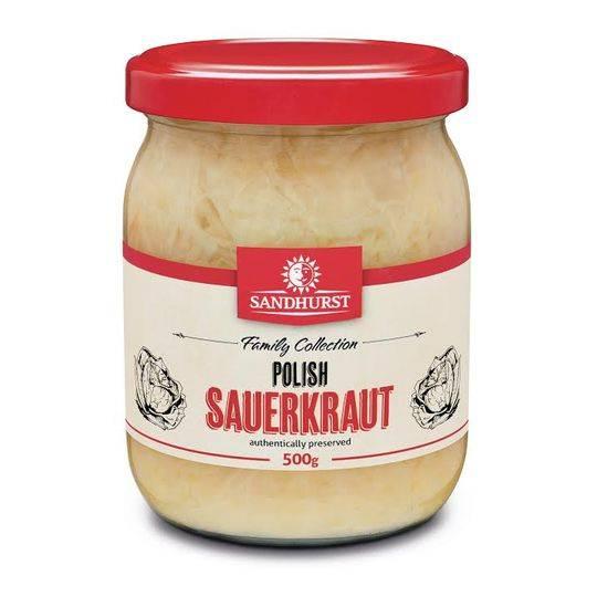 Sandhurst Sauerkraut