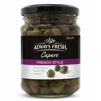 Always Fresh Capers French