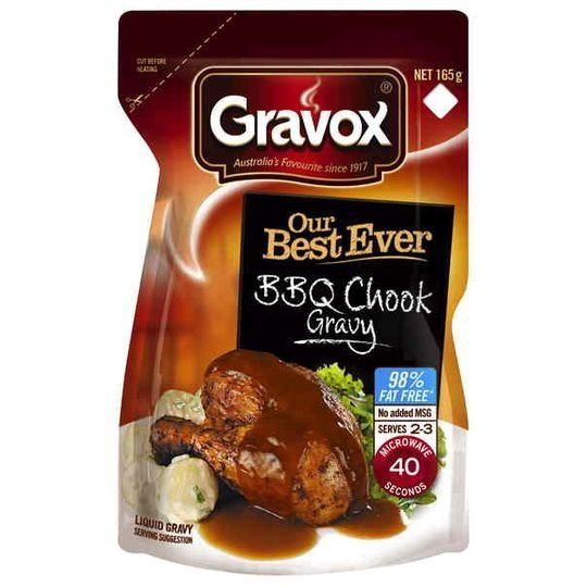 Gravox Gravy Liquid Best Ever Bbq Chook Gravy