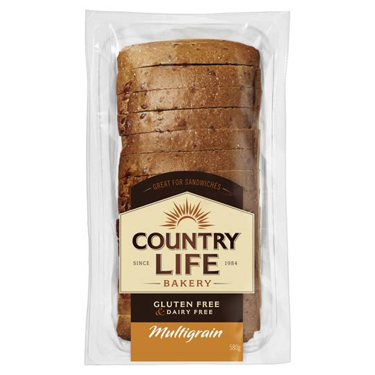 Country Life Multi Grain Bread Gluten Free