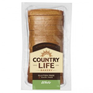 Country Life Gluten Free Bread White