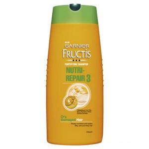 Garnier Fructis Shampoo Nutri Repair 3