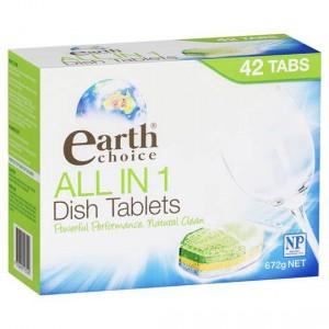 Earth Choice Dishwashing Tablets