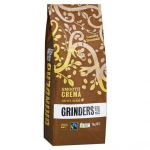 Fair Trade Organic Coffee Crema Bean