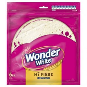 Wonder Wraps Hi Fibre