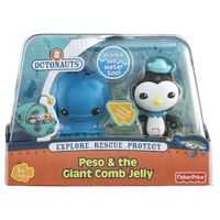 Octonauts Action Figure Toys Figure & Creature Pack