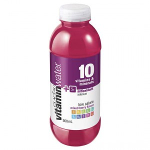 Glaceau Vitamin Water Mixed Berry