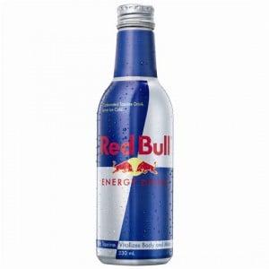 Red Bull Energy Drink Bottle