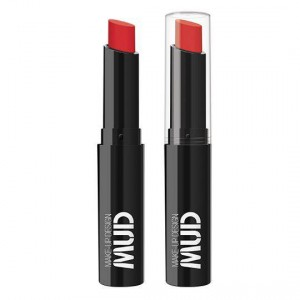 Mud Lipstick 001 Red Roulette