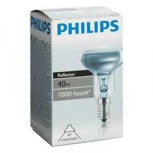Philips Reflector R50 Globe 40w Ses Base