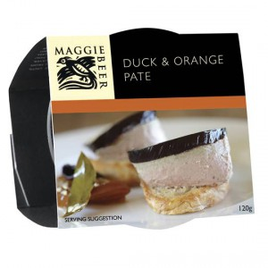 Maggie Beer Pate Duck & Orange