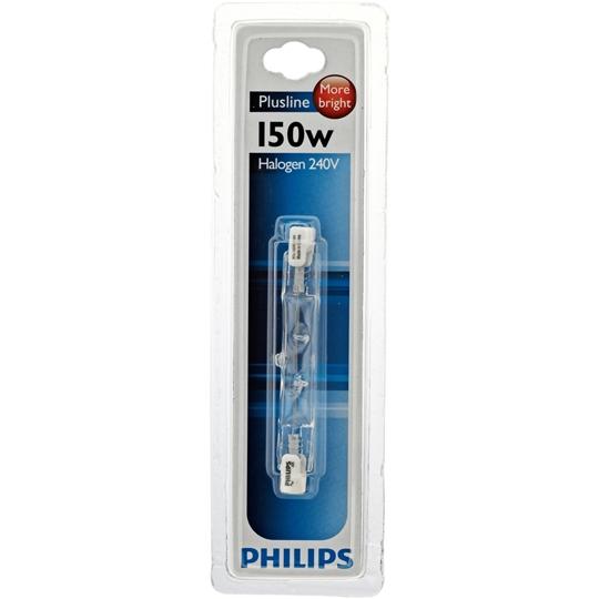 Philips Halogen R7s Plusline 150w