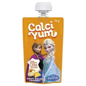 Calci Yum Kids Fruit Salad Yoghurt