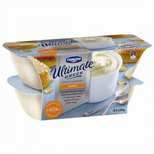 Danone Greek Yoghurt Honey