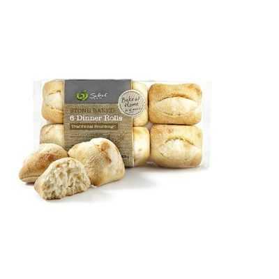 Bake At Home Bread Rolls Sourdough Dinner Rolls