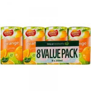 Golden Circle Orange Fruit Drink