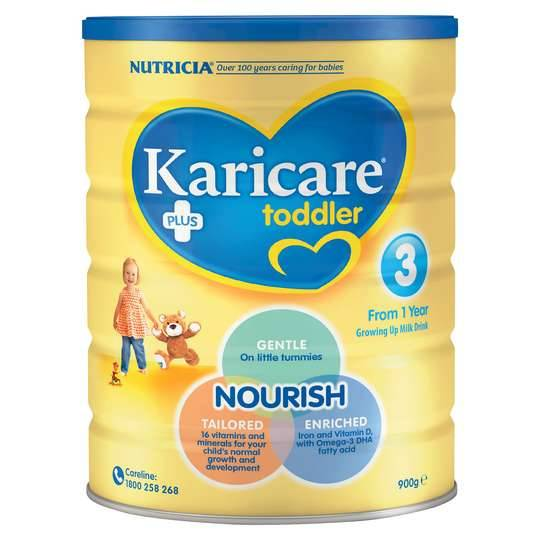 Karicare Plus+ Toddler Formula Stage 3 12 Months+