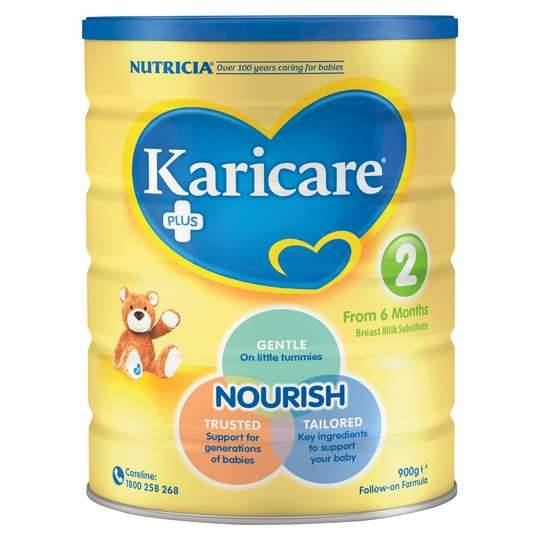 Karicare Plus+ Follow-on Formula Stage 2 6-12 Months