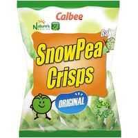 Calbee Snacks Snowpea Crisps