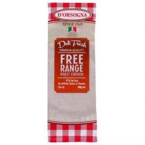 D'orsogna Deli Fresh Roast Chicken Free Range