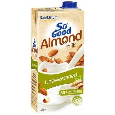 Sanitarium So Good Unsweetened Almond Milk