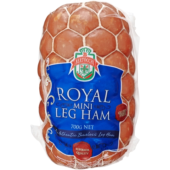 Bertocchi Ham Royal Mini Leg