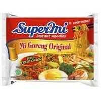 Supermi Mi Goreng Traditional Noodles