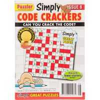 Simply Code Crackers Magazine