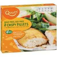 mom81879 reviewed Quorn Crispy Fillets