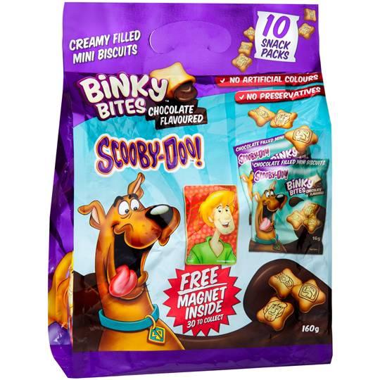 Hotshots Scooby Doo Binky Bites