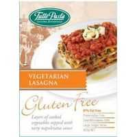 Tutto Pasta Lasagne Vegetable Gluten Free