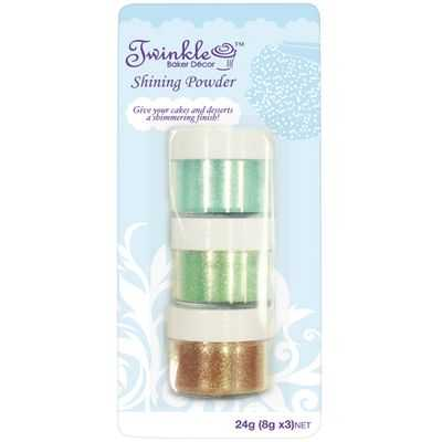 Twinkle Sprinkle Cupcake Mix Shimmer Powder Light