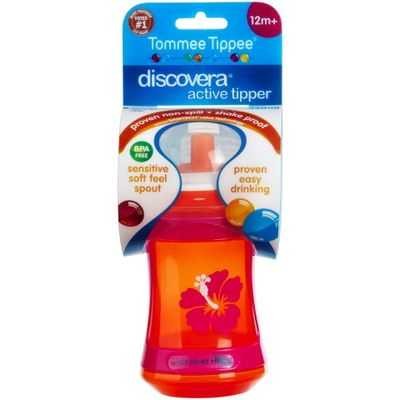 Tommee Tippee Bottle Discovera Active 12m 350mls