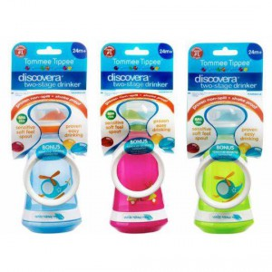 Tommee Tippee Discovera 2 Stage Drinker 400ml