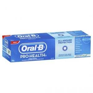 Oral-b Pro Health All Round Protect Fluoride Toothpaste Fresh Mint