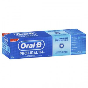 Oral-b Pro Health All Round Protect Fluoride Toothpaste Clean Mint
