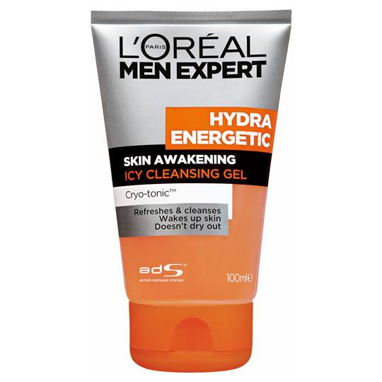 L'oreal Face Wash Men Expert Gel