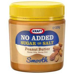 Kraft Smooth No Added Sugar Peanut Butter