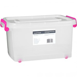 Home Essentials Storage Box Plastic