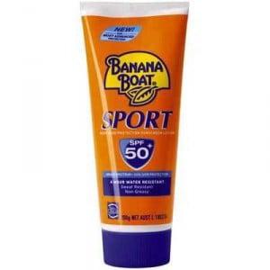 Banana Boat Spf 50+ Sunscreen Sport