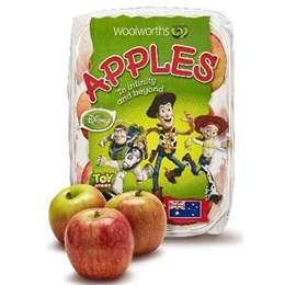 Apple Disney