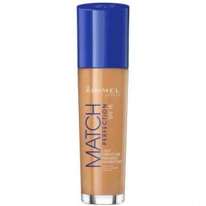 Rimmel Match Perfect Foundation 200