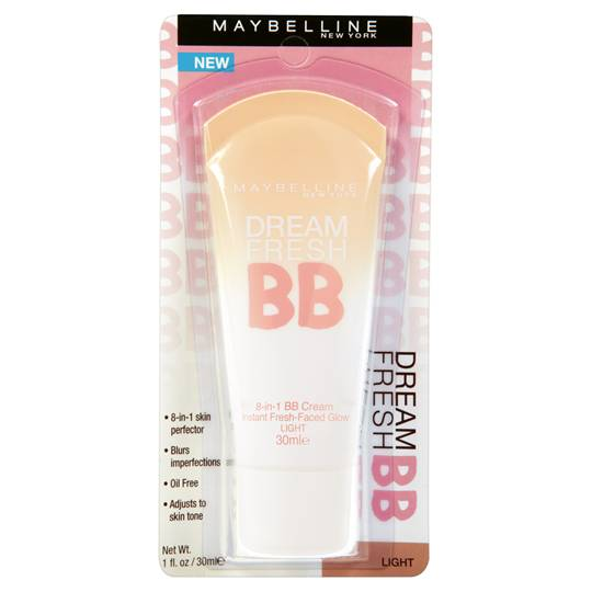 Maybelline Bb Cream Dream Fresh Light
